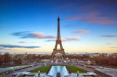 Eiffeltårnet, Paris, Frankrike