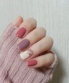Eye catching fall nails art design inspirations ideas 72