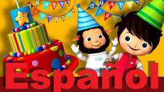 La canción de cumpleaños feliz | LittleBabyBum canciones infantiles HD 3D