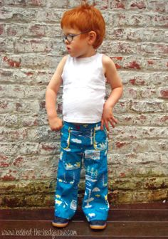 Jacob Trousers (zonen 09 pattern) /via Behind the Hedgerow