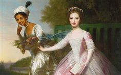 Dido Belle: Britain's first black aristocrat -  the illegitimate, mixed race daughter of an 18th-century naval captain