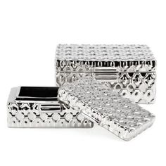 Nexus Boxes - Set of 2 from Z Gallerie