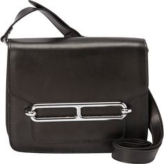 Donna Bella Designs Harper Crossbody, Women's, Black