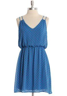Mesmerized Beauty Printed Dress