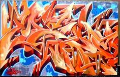 Simples Vs Wildstyle: Letter Progression - draw graffiti letters ...