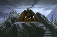 Sky Forge from The Elder Scrolls V: Skyrim