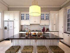Kitchen Set | Modern Classic | White