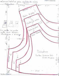 Adria full circle dress pattern - toddler dress sewing patterns - childrens pdf sewing pattern - INS Baby Girl Dress Patterns, Baby Clothes Patterns, Kids Patterns, Dress Sewing Patterns, Sewing Patterns Free, Clothing Patterns, Crochet Patterns, Sewing Baby Clothes, Baby Sewing