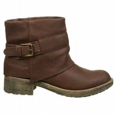 Rocket Dog TORINO ankle boots are a gorgeous chocolate brown. #winter #boots