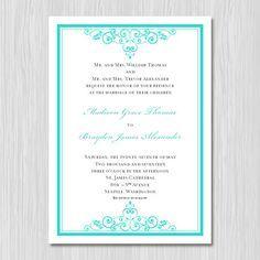 Hallmark Wedding Invitation Printable Free Our purple printable
