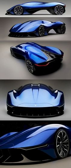 Super Cool Futuristic Car Designs (96 Photos) www.designlisticl...