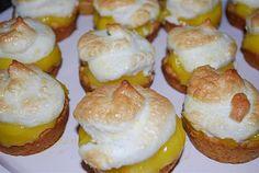 Lemon Tea Cakes Recipe