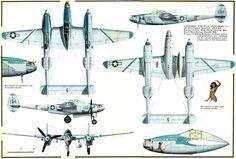 Lockheed P-38 \