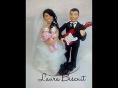 Porquinho de biscuit - Laura Biscuit - YouTube