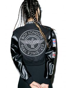 BOY London Clothing - Hoodie, Hats, Pants, T-Shirt, Tank | Dolls Kill