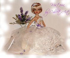 "16"" ELLOWYNE WILDE OOAK GOWN DRESS ""WISTERIA"" | Flickr - Photo Sharing!"