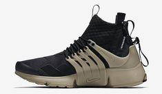 "Nike Air Presto Mid ""Bamboo"" x ACRONYM"