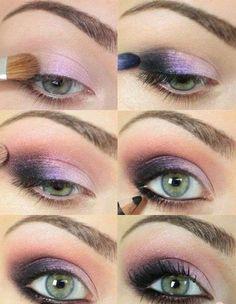 Conoce qué sombras resaltan tu color de ojos, aquí: http://www.1001consejos.com/sombras-que-resaltan-mi-color-de-ojos/