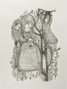 Cathy Cullis drawing