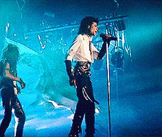 Michael Jackson Dirty Diana animated GIF