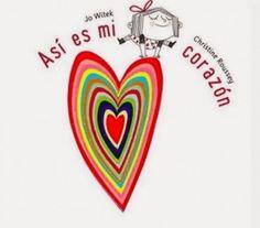Así es mi corazón. Materiales y Actividades