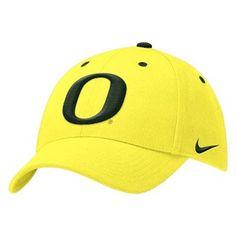 4f7e5fa45ca66 Nike Oregon Ducks Gold Wool Classic Adjustable Hat  Fanatics ®   FanaticsWishList