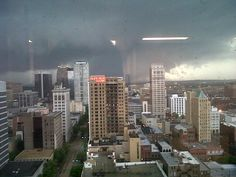 Birmingham, Alabama Tornado ~    27 April, 2011