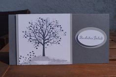 Baum der Freundschaft - Kondolenzkarte 2015 - Patricia Stich