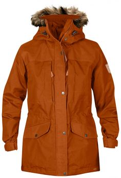 Sarek Winter Jacket W - Jackor - Kläder Fjallraven