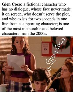 Glen Coco <3 - hahahaha @Elisabeth Gafford and @Naomi Gafford - This is just for y'all!!!!