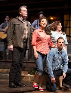 "From the iconic songbook of Johnny Cash comes this unique musical about love and faith, struggle and success, rowdiness and redemption, home and family. The show features 38 classic hits – including ""I Walk The Line,"" ""A Boy Named Sue,"" ""Folsom Prison Blues,"" and the title tune – performed by a multi-talented cast of ten, and …"