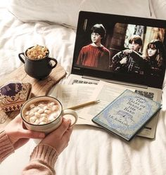 Image in lifestyle collection by emma on We Heart It Cozy Aesthetic, Autumn Aesthetic, Harry Pottertattoo, Harry Potter Pictures, Coffee And Books, Great Films, About Time Movie, Book Photography, Bookstagram