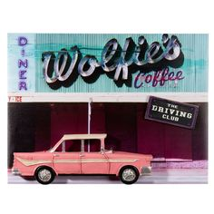 Wolfie's Miami Beach-great diner! Sadly no longer there.