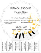 How to Advertise Piano Lessons: 13 Steps (with Pictures)
