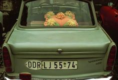 vintage everyday: Interesting Color Photographs of Daily Life in East Germany in 1974