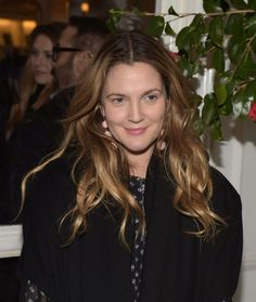 Save this to find out everything that's in Drew Barrymore's makeup bag.