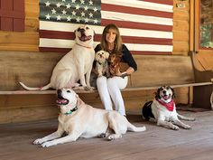 NBC's Jill Rappaport Shares Her Mission to Save Rescue Dogs http://www.people.com/article/jill-rappaport-rescue-dogs-best-in-shelter