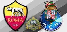 AS Roma vs FC Porto #ChampionsLeague #BettingTips