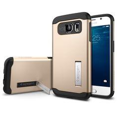 Spigen Samsung Galaxy S6 Case Slim Armor Series | Mobile Madhouse