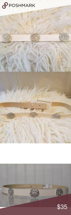 Kate Spade Disco Ball Belt NWT Sz M Brand New Kate Spade Disco ball Belt NWT Size medium  Fast Shipping! kate spade Accessories Belts