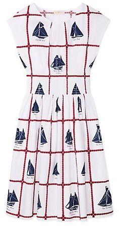 Tory Burch Sail Dress