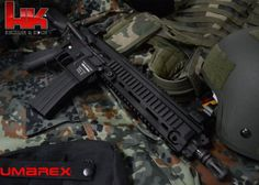 Umarex HK416D GBB & New Airsoft Guns I would recomend this!!