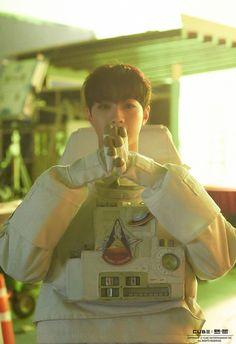 "190312 - M/V making film ""I'm a star"" Pentagon Wooseok, How To Speak Korean, Guan Lin, Seventeen Wonwoo, Lai Guanlin, I Luv U, Dream Boy, Love Me Forever, Jung Woo"