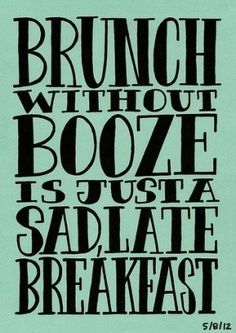 Champagne is the liquid of champions.... In the mid morning lol