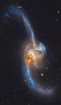 #NGC2623                                                                                                                                                                                 More