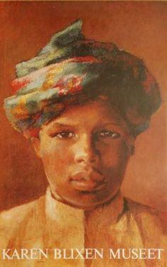 Abdullahi Ahamed - the little cousin of Farah Aden - artist: Karen Blixen, Denmark