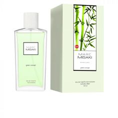 Instituto Español Marc Misaki Woman Green Concept Eau De Toilette Vaporisateur 150ml
