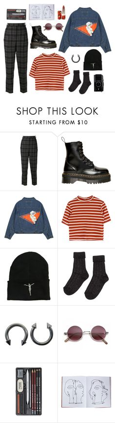 """""""twigs"""" by pallo ❤ liked on Polyvore featuring Golden Goose, Dr. Martens, Chicnova Fashion, Assouline Publishing and Paul & Joe"""