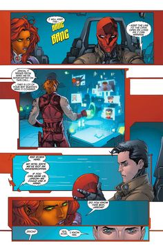 Red Hood and the Outlaws 008 ………..………… | Viewcomic reading comics online for free