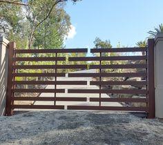 automatic double swing gates. http://www.themotorisedgatecompany.com.au/